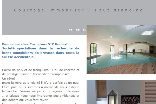 Corpataux VIP Homes